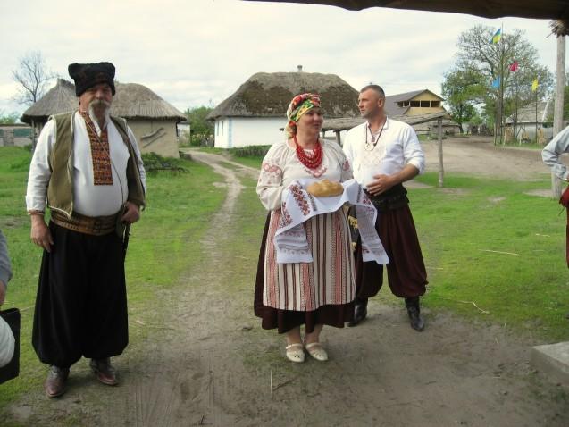 Хутор Галушковка встреча