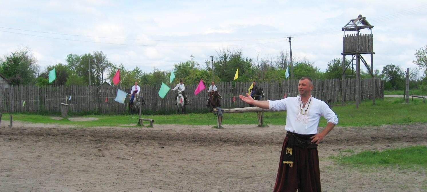 хутор Галушковка конный театр