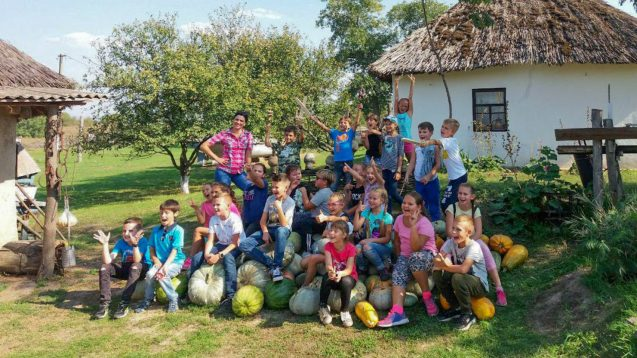 хутор Галушковка экскурсия