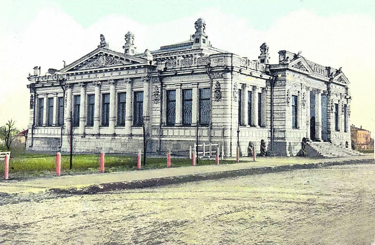 исторический музей Днепропетровска