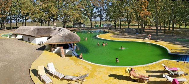 Термальный бассейн косино